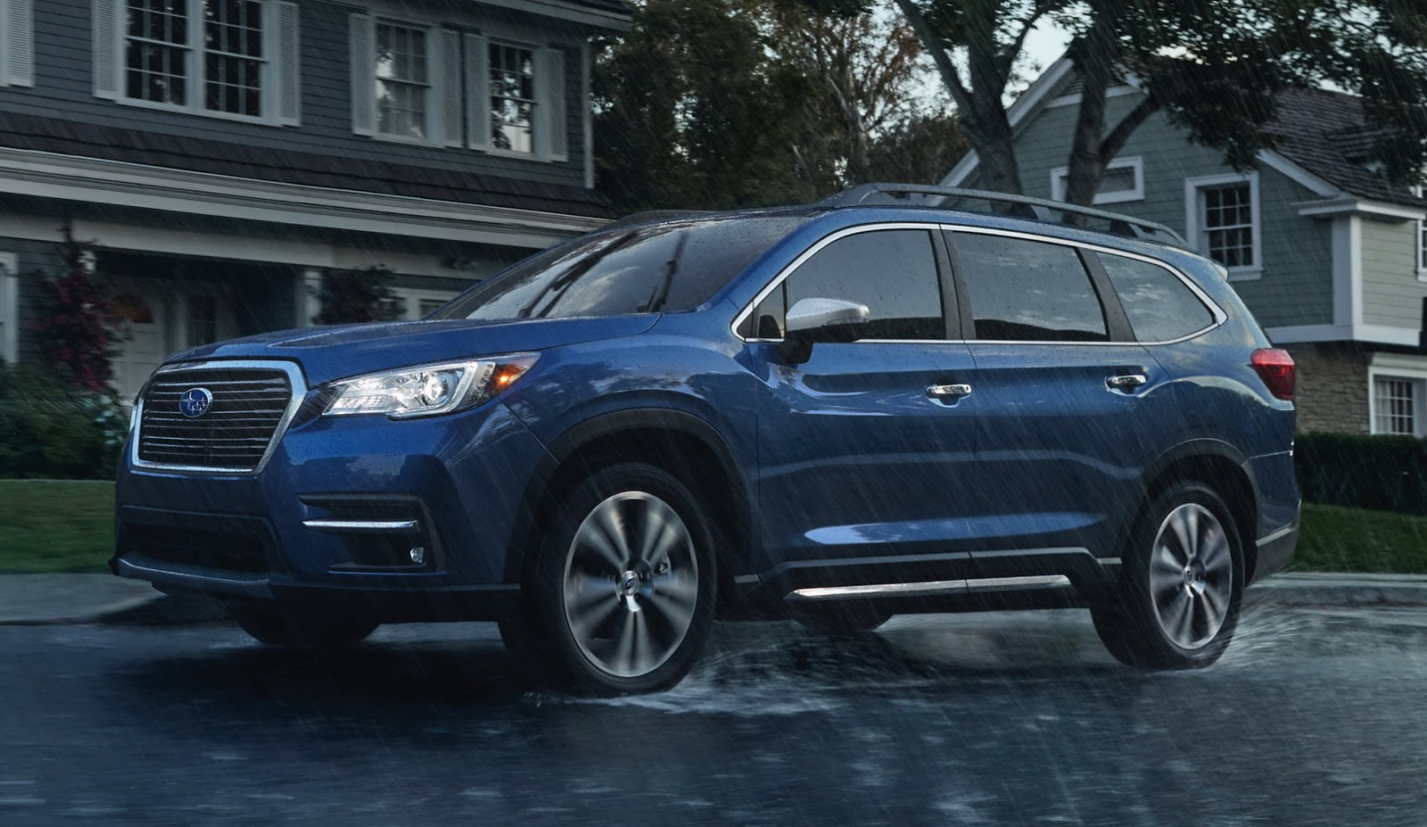 2019 Subaru Ascent Production Will Create New Jobs At Indiana Plant - autoevolution