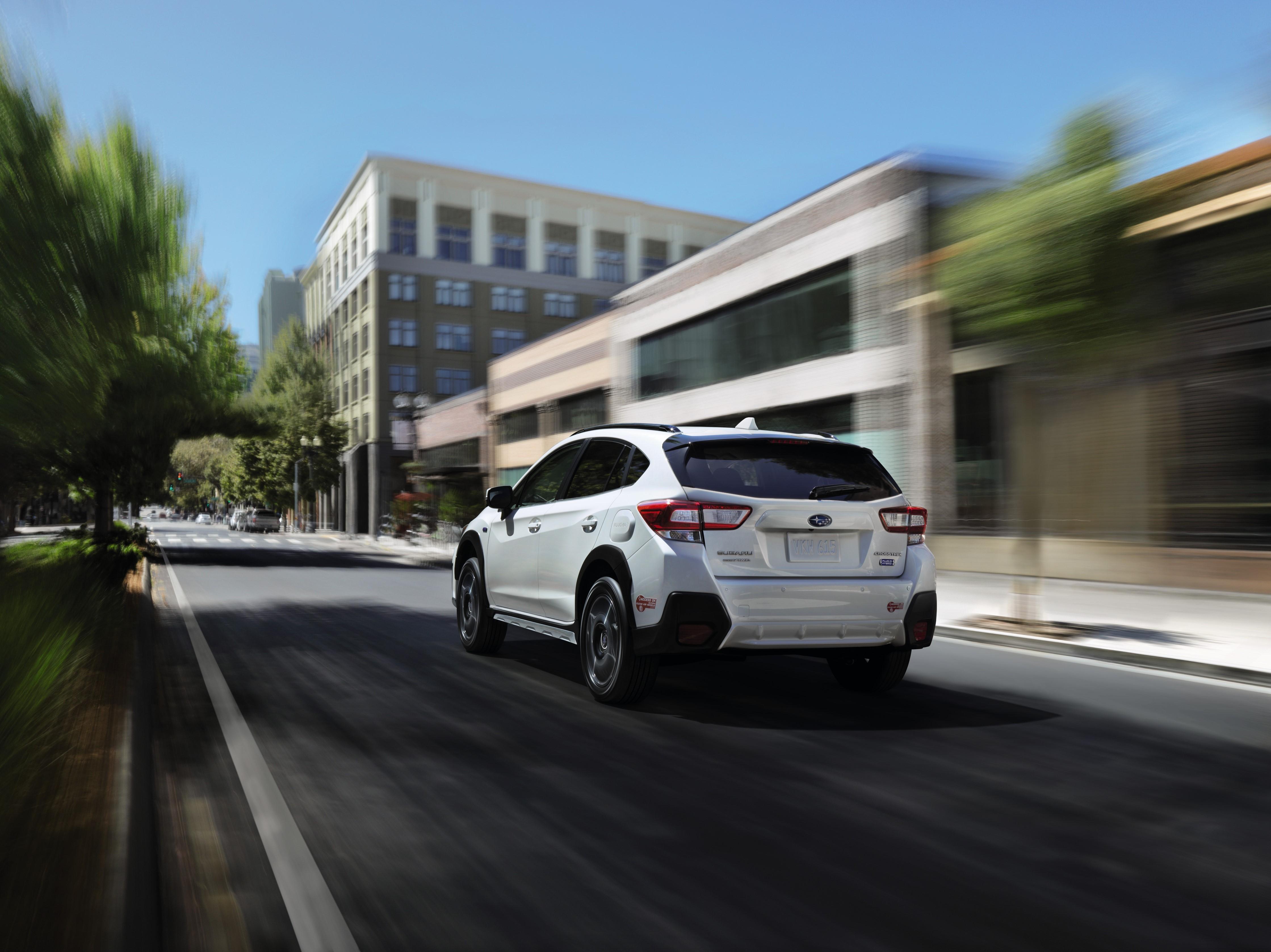 2019 Subaru Crosstrek Hybrid Can Travel 17 Miles In EV ...