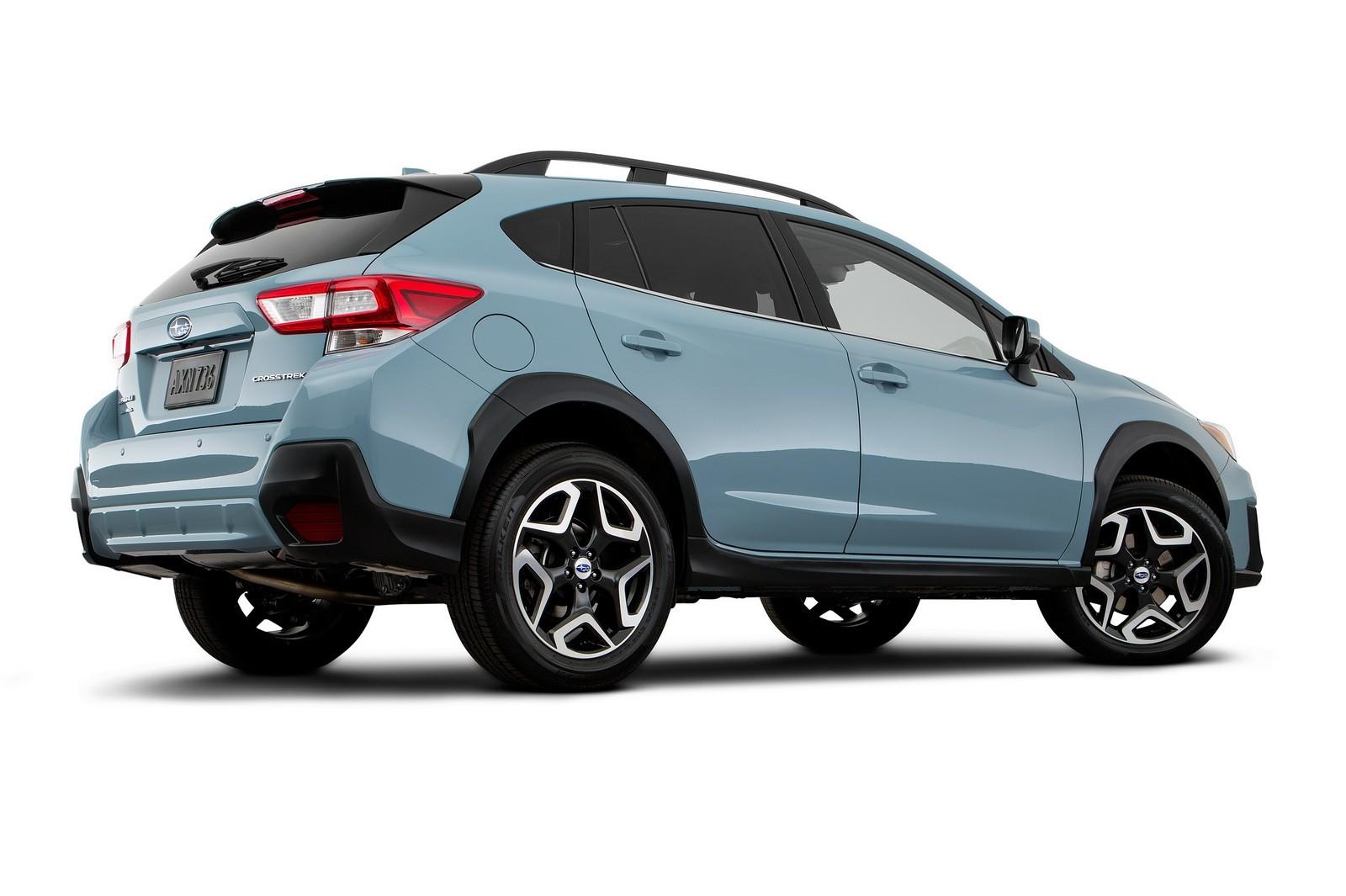 All New 2018 Subaru Crosstrek