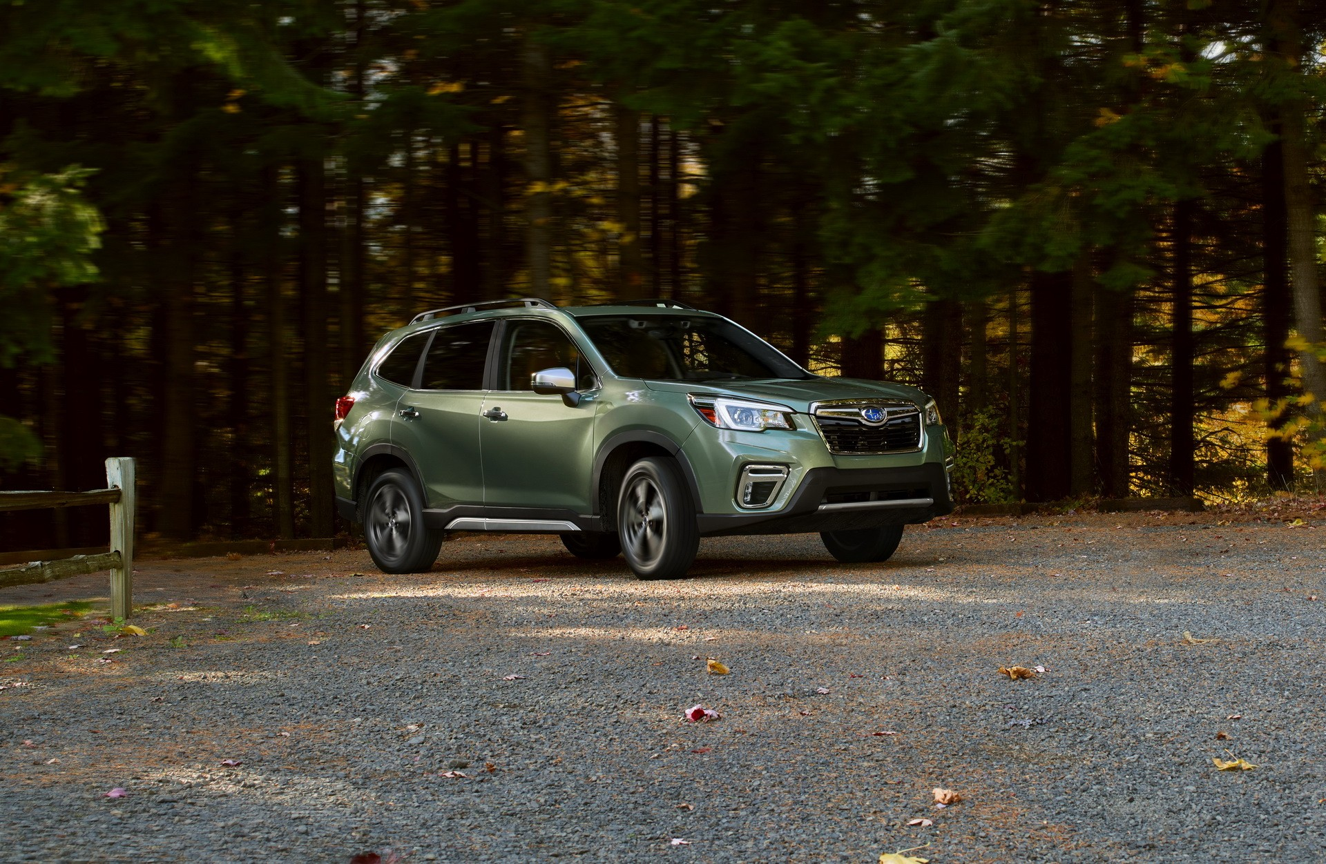 2019 Subaru Forester Debuts in New York, Looks Familiar ...