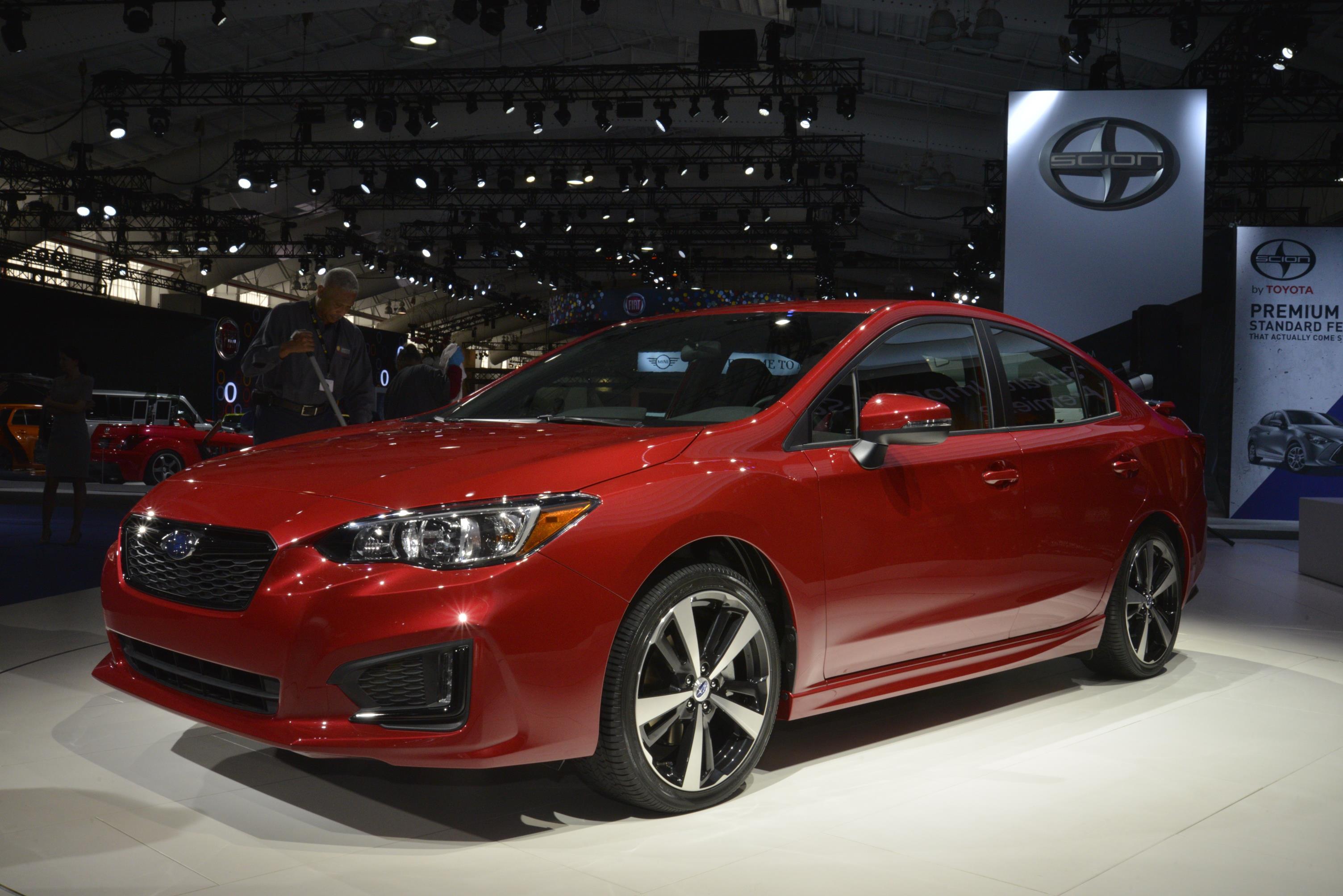 Updated 2013 Subaru Wrx Proves Impressive Before