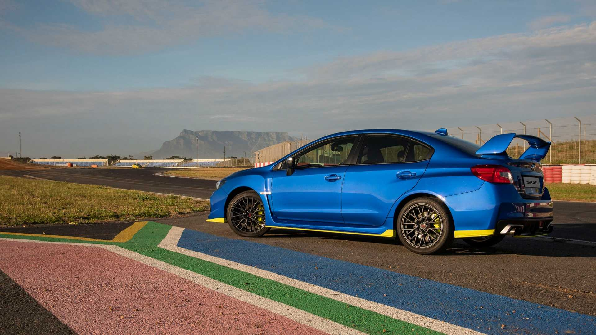 2019 Subaru WRX STI S209 Edges Closer To Reality ...