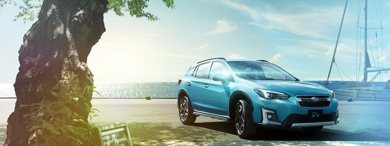 2019 Subaru XV e-Boxer Debuts In Japan With Toyota Prius ...