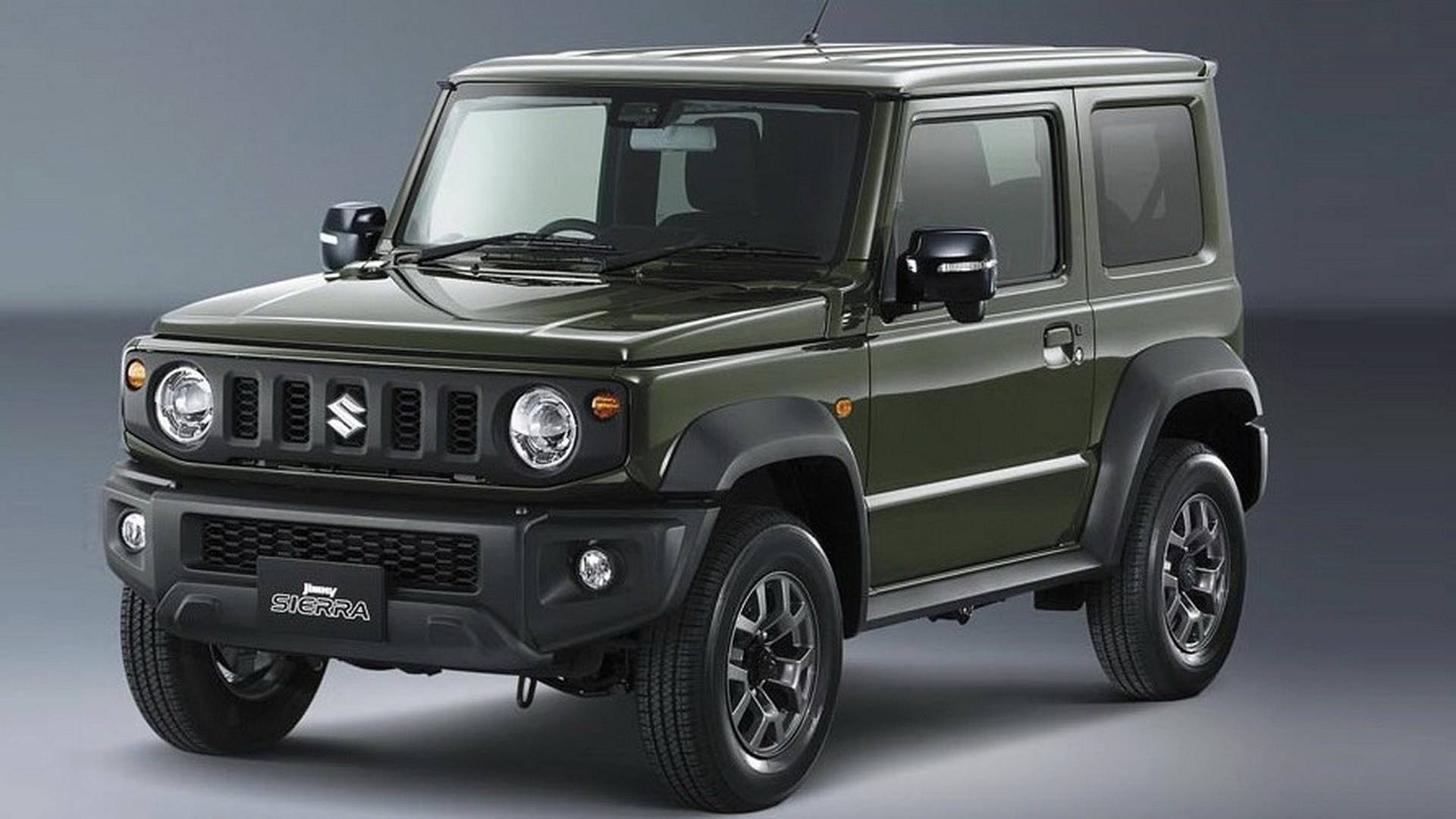 2018 suzuki jimny finally revealed engines range from to 1 5 liters autoevolution. Black Bedroom Furniture Sets. Home Design Ideas