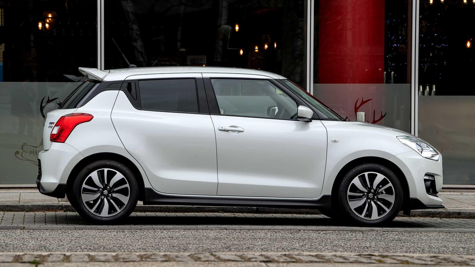 2019 Suzuki Swift Gains Attitude In the UK - autoevolution