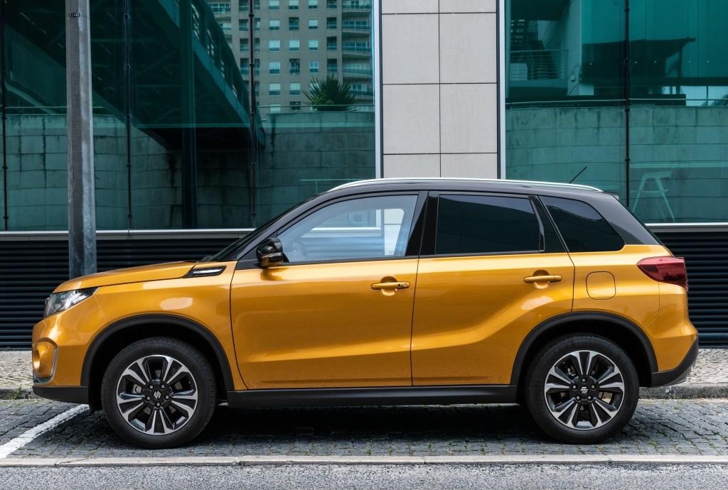 2019 Suzuki Vitara Gets New Photo Gallery Ahead of Paris Debut - autoevolution