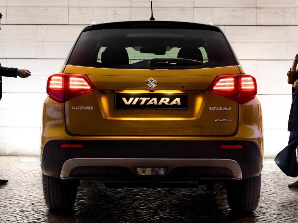 2018 Diesel Suv >> 2019 Suzuki Vitara Gets New Photo Gallery Ahead of Paris Debut - autoevolution