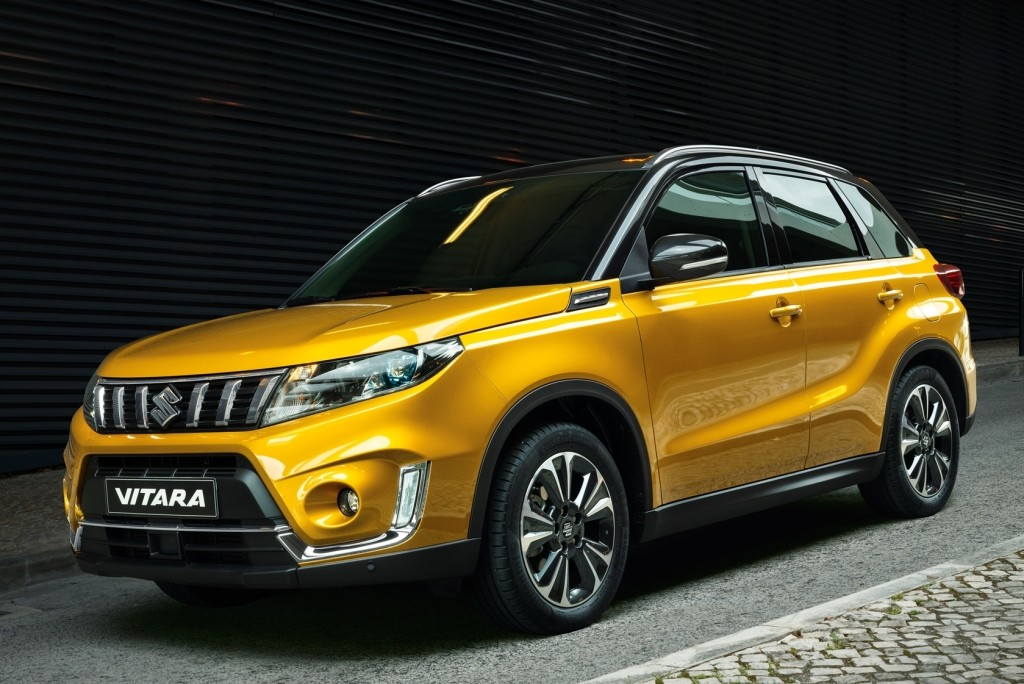 Hr V 2019 >> 2019 Suzuki Vitara Gets New Photo Gallery Ahead of Paris Debut - autoevolution