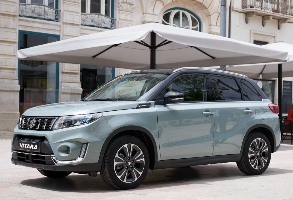 2019 Suzuki Vitara Gets New Photo Gallery Ahead Of Paris Debut