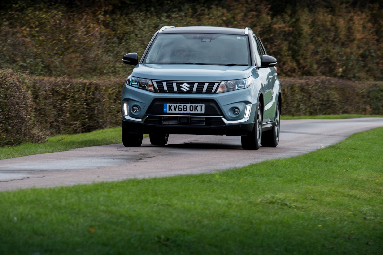 Hr V 2019 >> 2019 Suzuki Vitara Launched in the UK from £16,999, Unveils Ice Greyish Blue - autoevolution