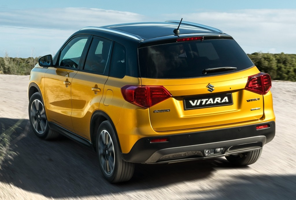 2019 suzuki vitara priced at eur 18 650 autoevolution. Black Bedroom Furniture Sets. Home Design Ideas