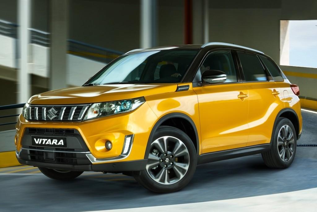 2019 Suzuki Vitara Review, Price, Facelift >> 2019 Suzuki Vitara Priced At Eur 18 650 Autoevolution