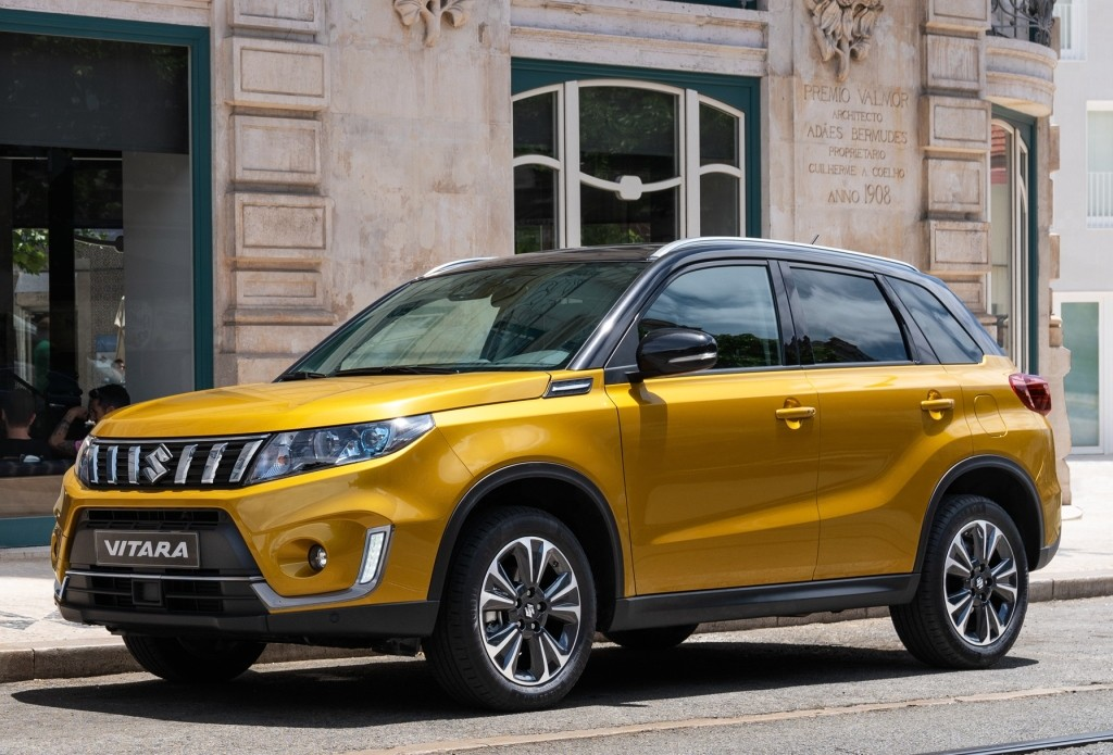 Suzuki Vitara 2019 >> 2019 Suzuki Vitara Priced At EUR 18,650 - autoevolution