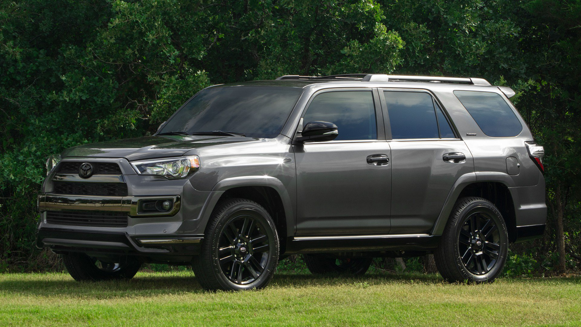 2019 Toyota 4runner Welcomes Nightshade Edition Trd Pro