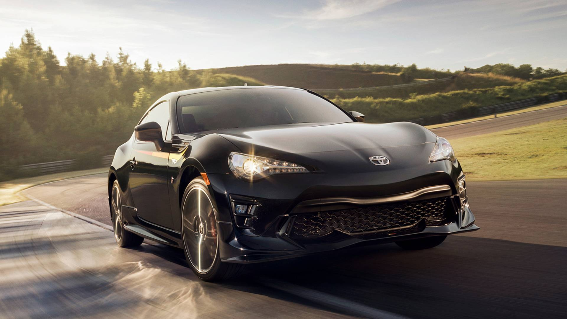 2019 Toyota 86 Adds TRD Special Edition to the U.S. Lineup ...