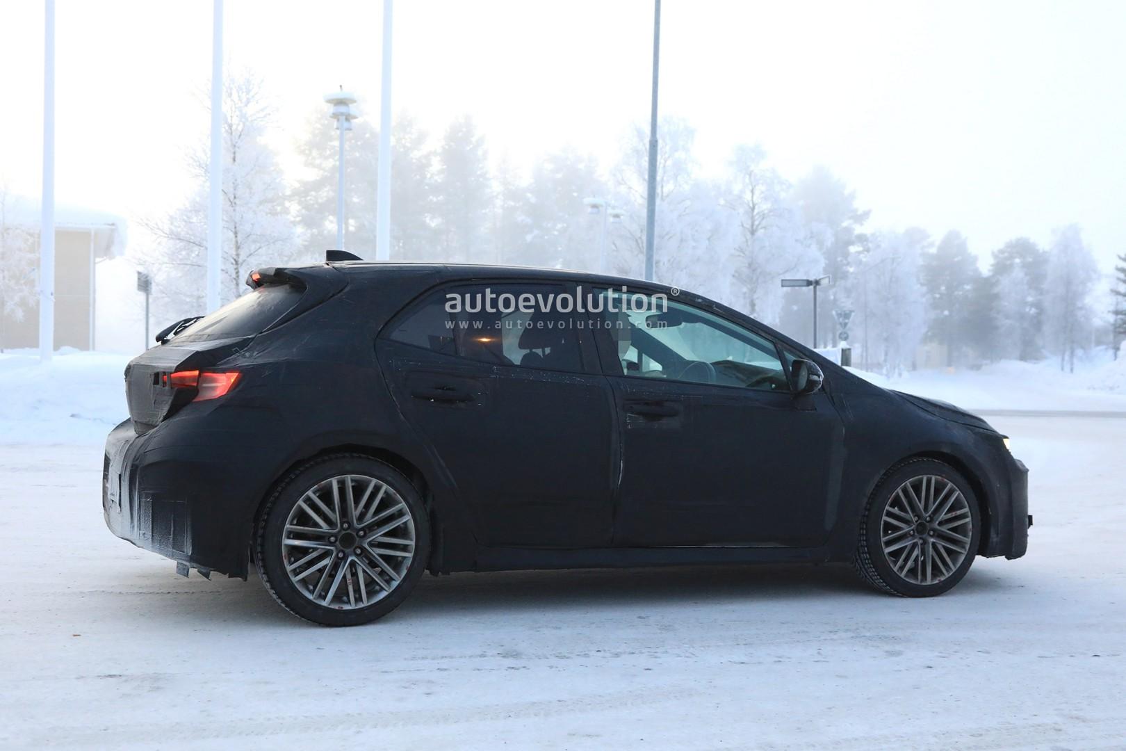 Toyota Vin Decoder >> 2019 Toyota Auris Reveals New Interior and Angular Design ...