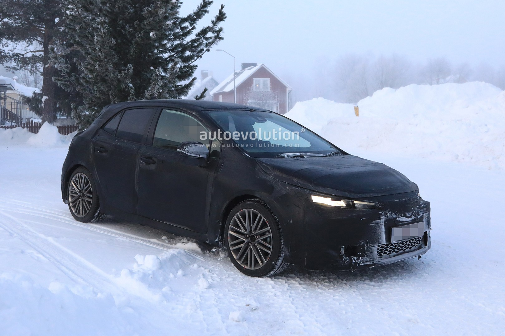 2019 Toyota Auris Reveals New Interior And Angular Design