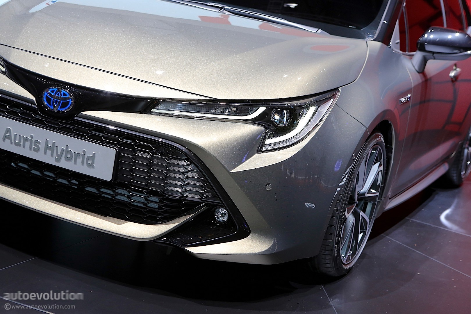 Is The Toyota Auris Grmn A Corolla Hot Hatch Waiting To