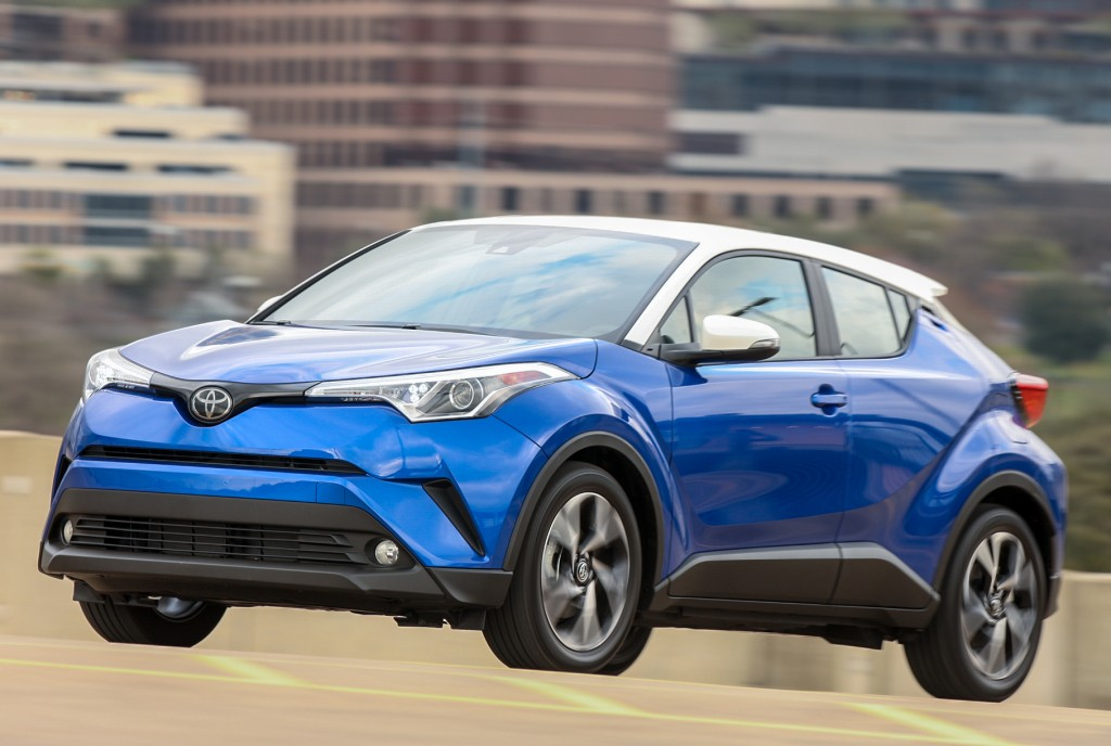 Hr V 2018 >> 2019 Toyota C-HR Order Guide Reveals $20,945 Starting Price - autoevolution