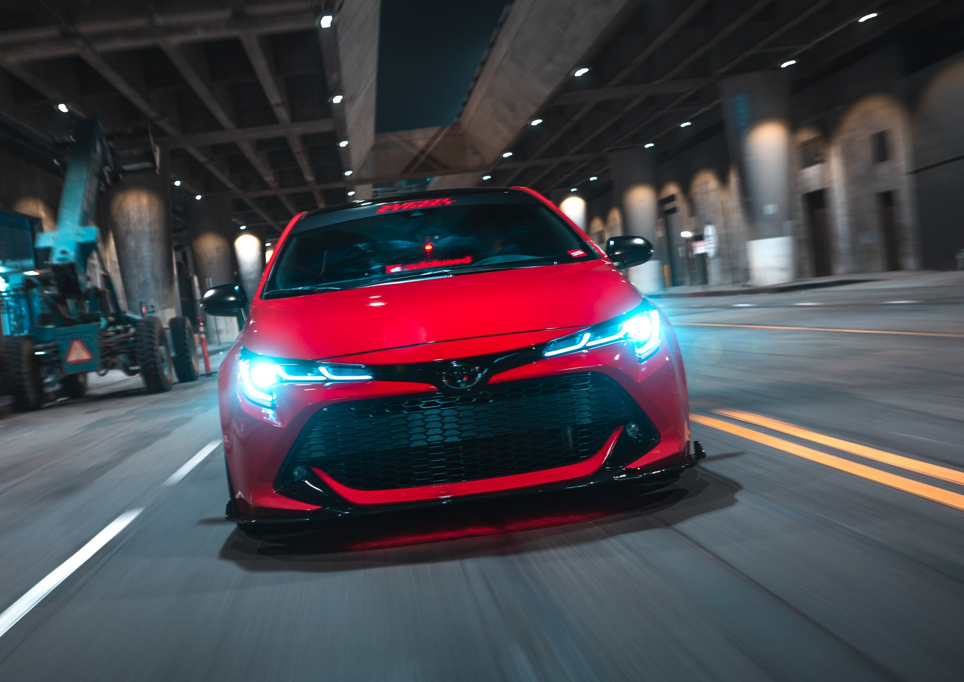 Toyota Corolla Hatch Sema Tuning Projects Will Blow You Away