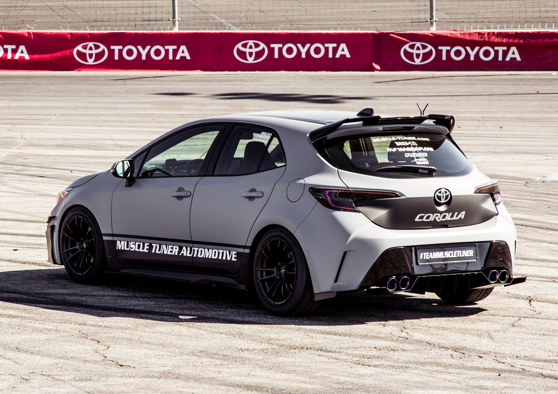 2019 Toyota Corolla Hatch Sema Tuning Projects Will Blow You Away
