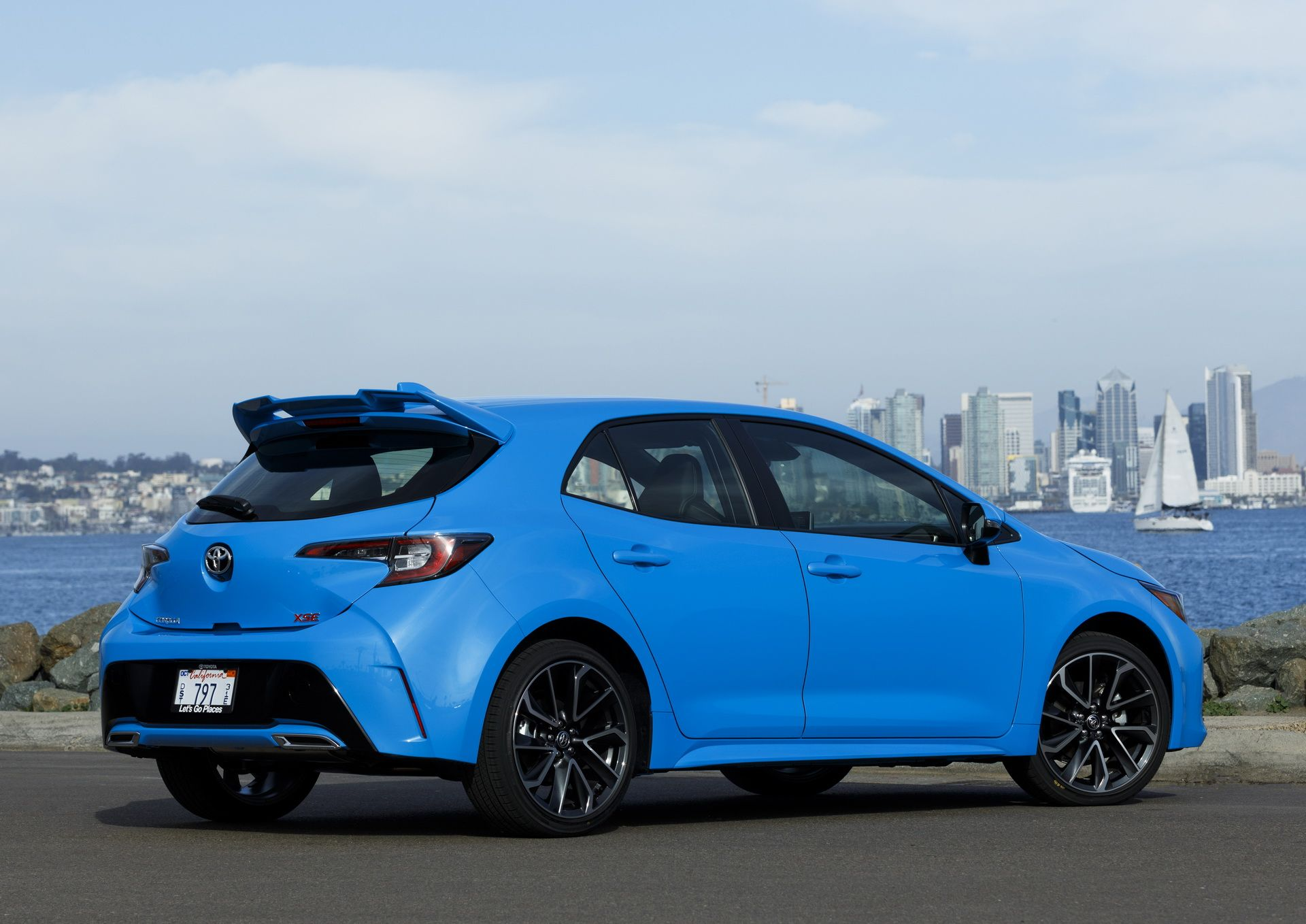 2019 Toyota Corolla Hatch Specs Announced Reviews Are