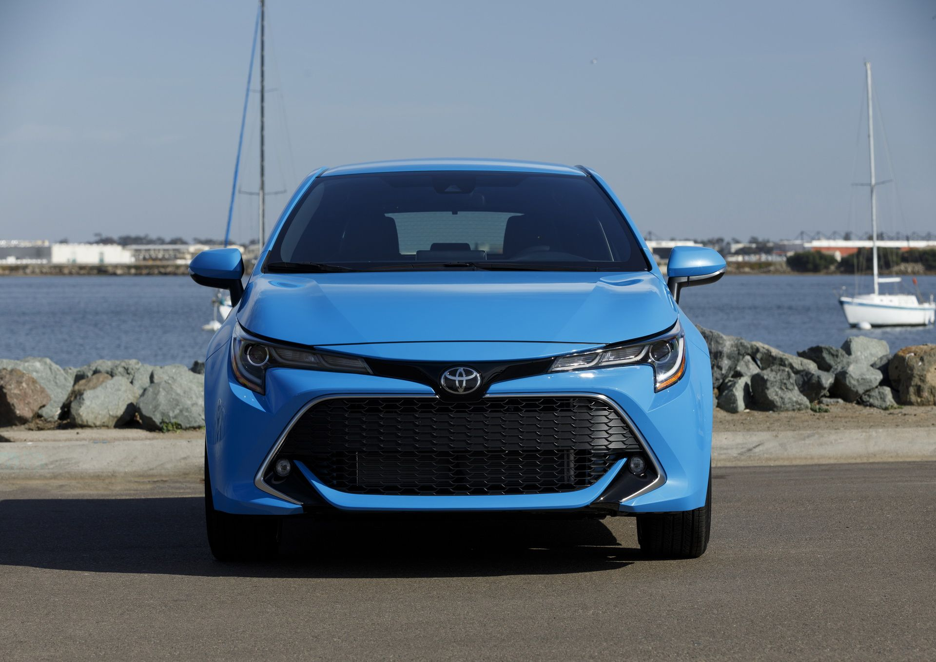 2019 toyota corolla hatch starts from under 20 000 does. Black Bedroom Furniture Sets. Home Design Ideas