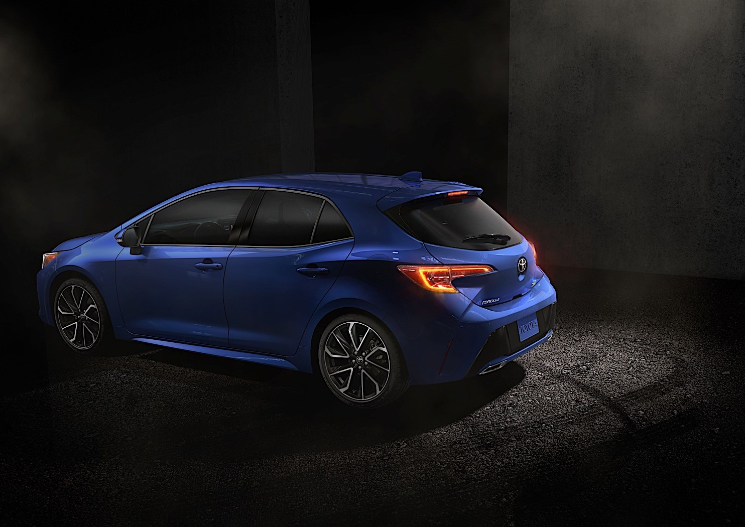 2019 Toyota Corolla Hatchback Arrives In North America At