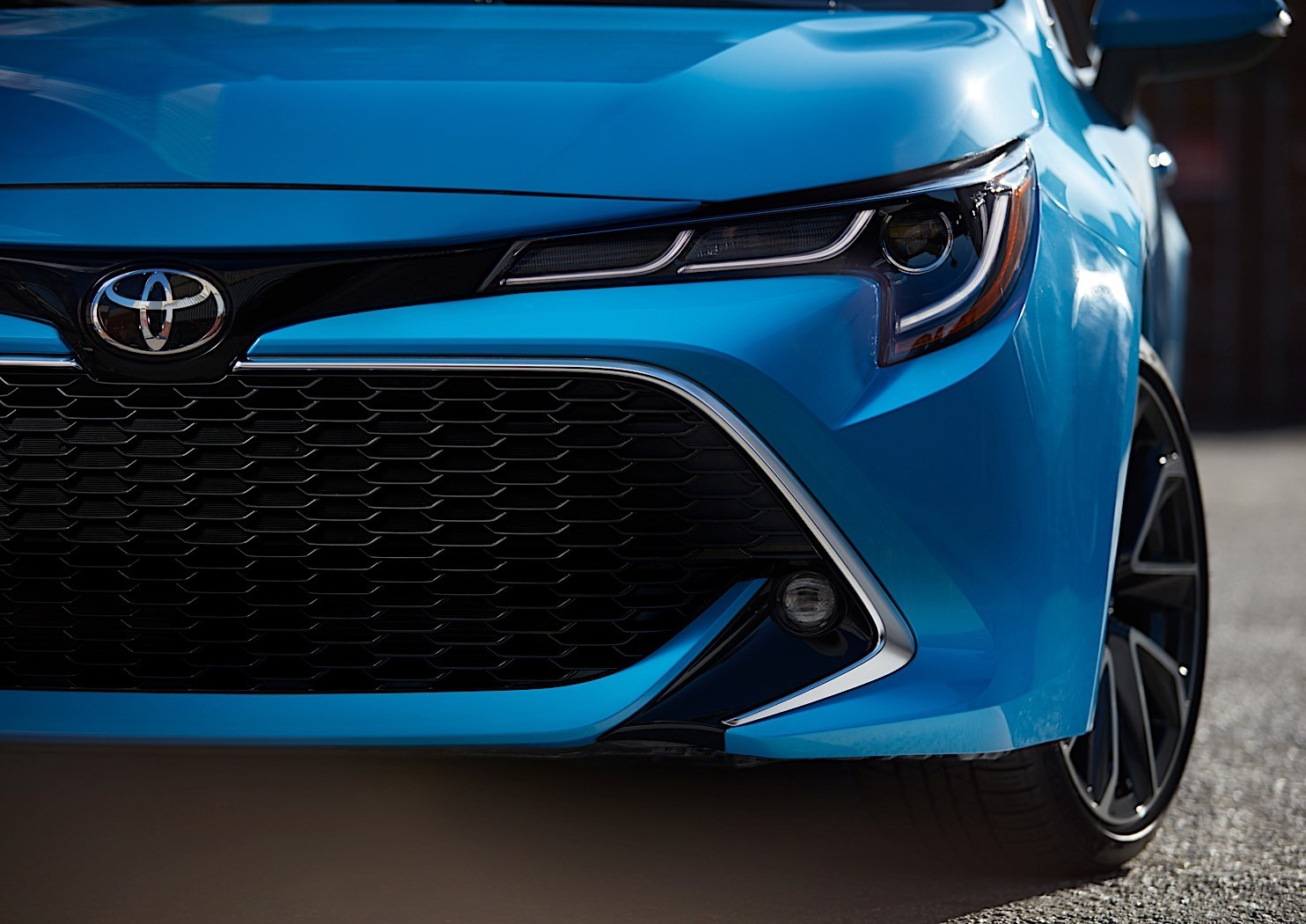 2019 Toyota Corolla Hatchback Arrives In North America At NYIAS