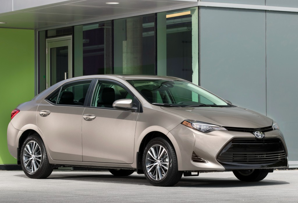 2019 Toyota Corolla Might Get Bmw Engines Rumors Say