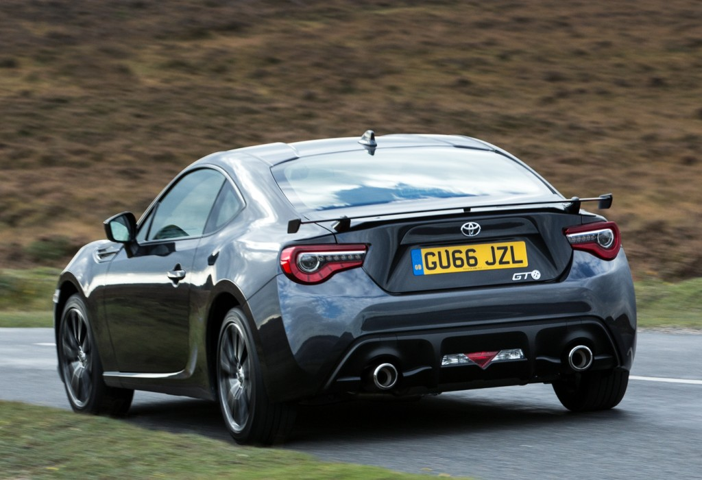 2020 Toyota GT86 And Subaru BRZ Replacements Expected To Receive Hybrid Tech  U