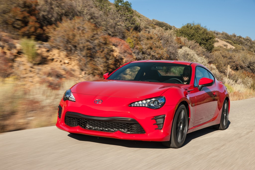 2020 Toyota Gt86 And Subaru Brz Replacements Expected To Receive