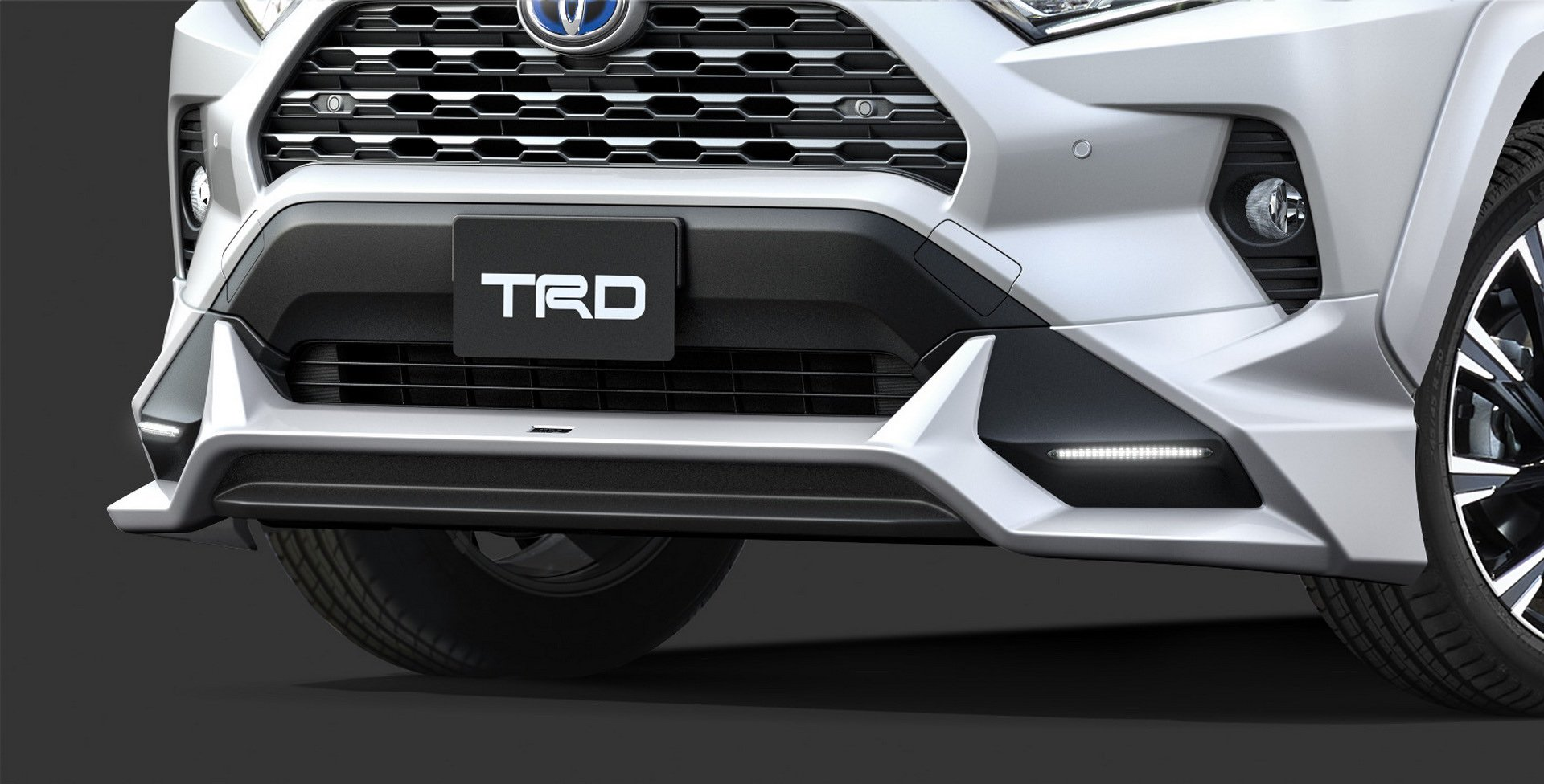 2019 Toyota Rav4 Now Available With Trd Modellista