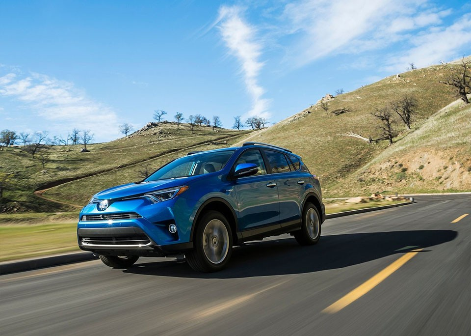 Toyota RAV4 teased ahead of 2018 NY auto show