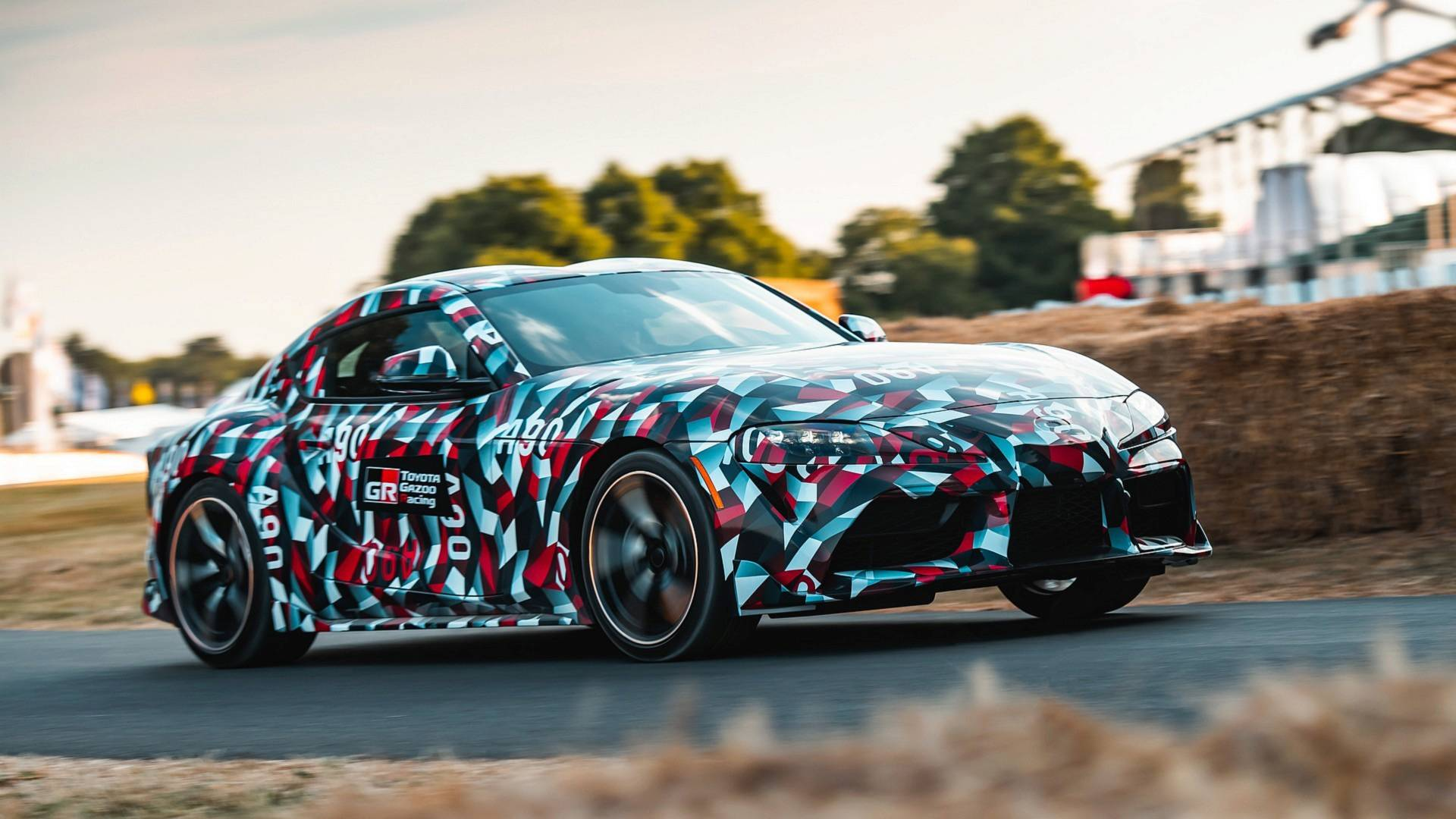 2019 Toyota Supra Confirmed With 2 0 Liter Turbo 3 0
