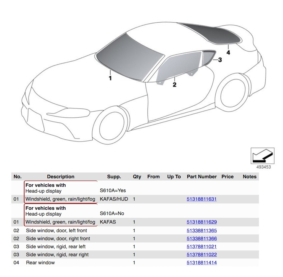 2019 Toyota Supra Diagrams Reveal Automatic Transmission Shifter Diagram