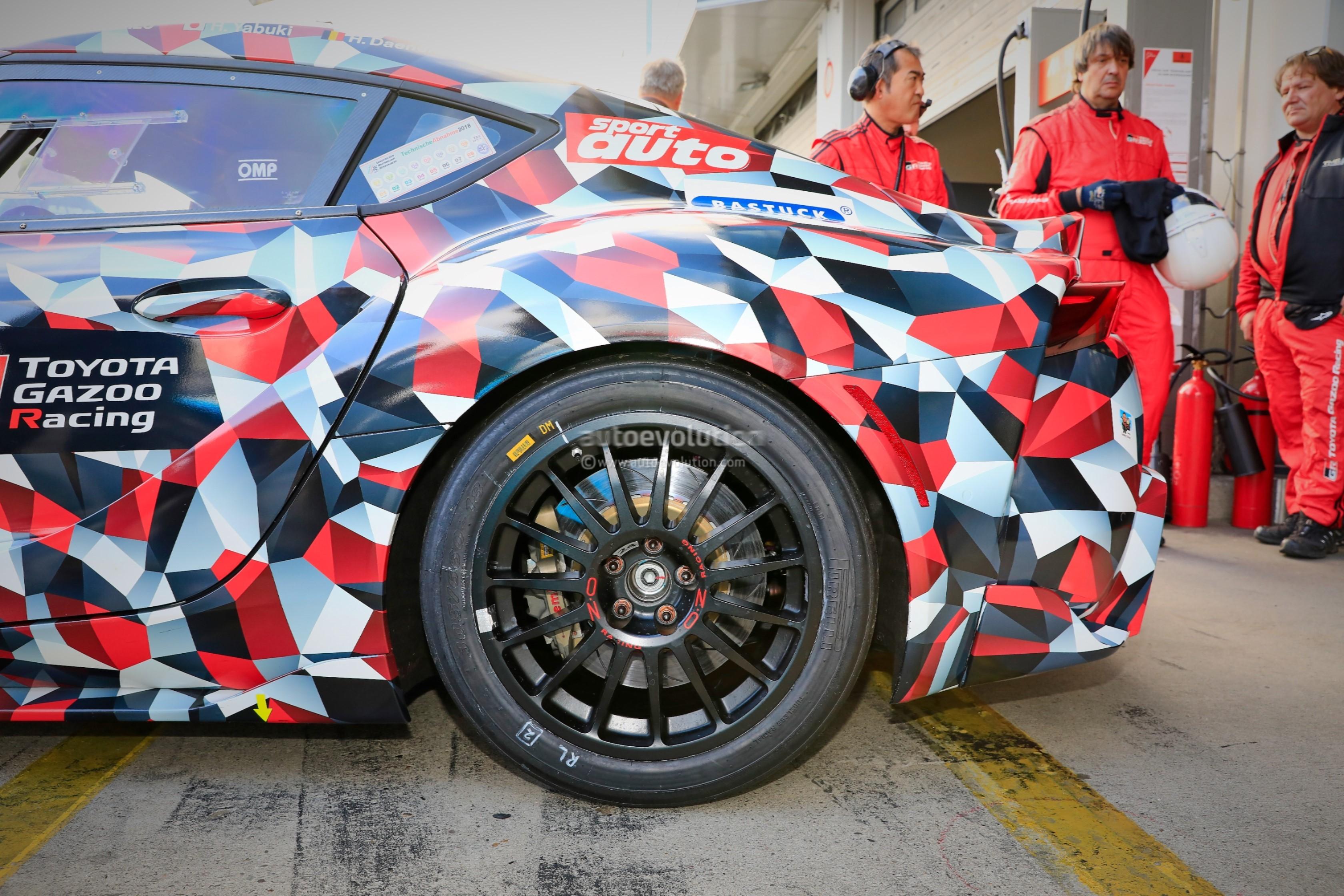 Toyota celebrity race 2019