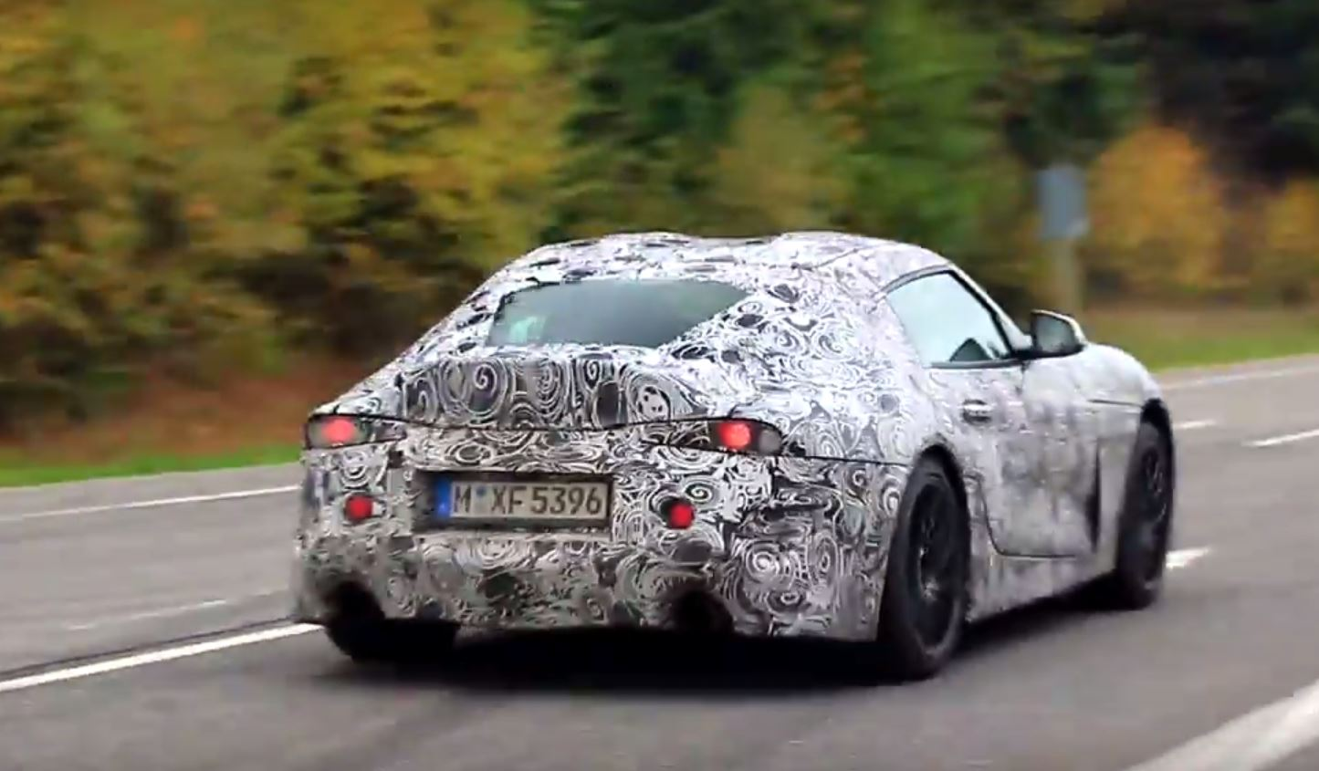 Toyota Ft 1 >> 2019 Toyota Supra Sounds Angry in Nurburgring Spy Video - autoevolution