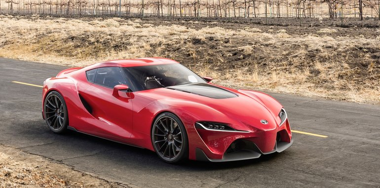 2019 Toyota Supra Spied On Nurburgring Almost Ready For