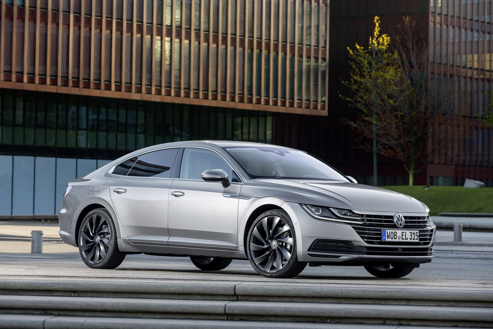 2019 Volkswagen Arteon To Debut At Chicago Auto Show