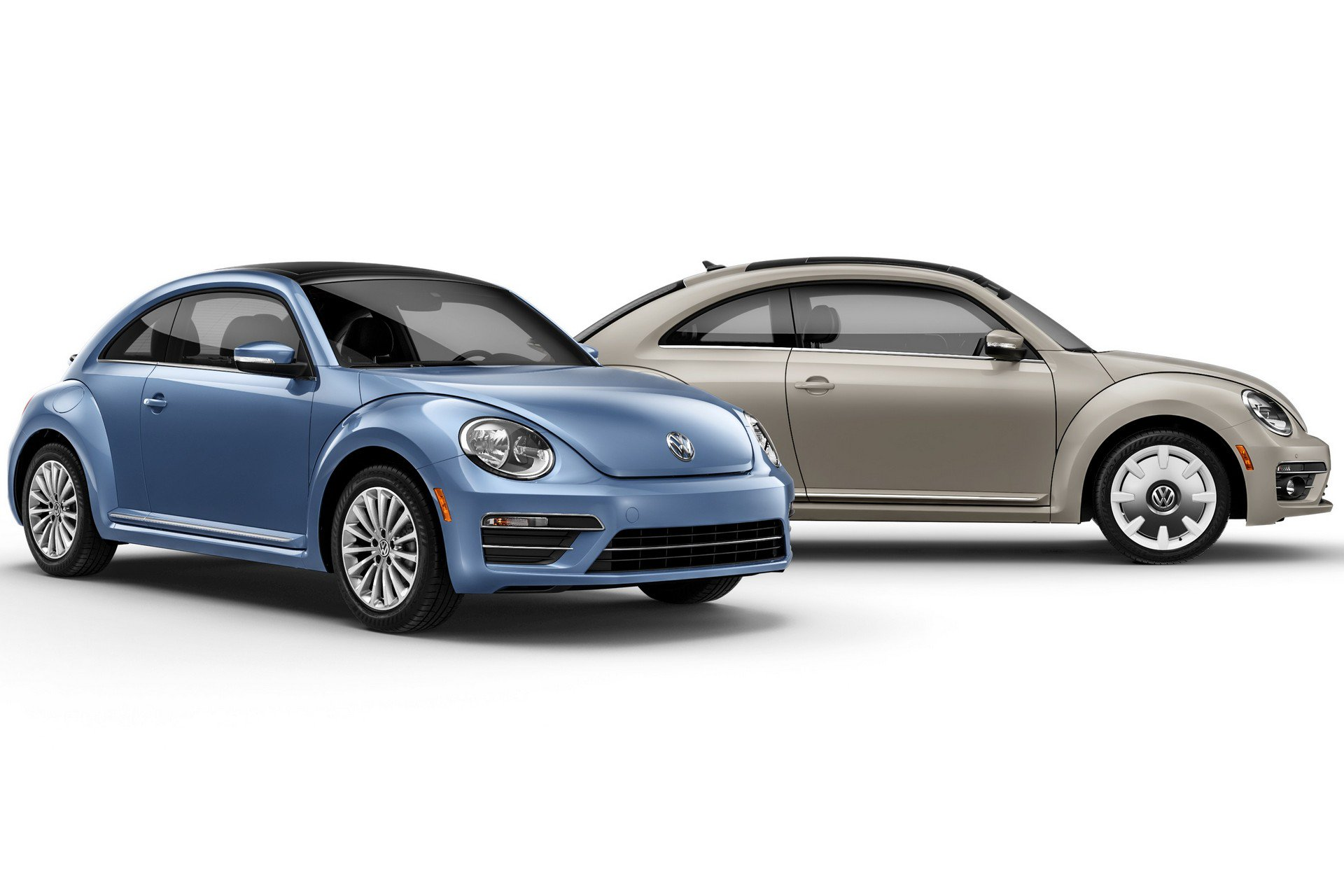 2019 Volkswagen Beetle Final Edition Officially Revealed - autoevolution