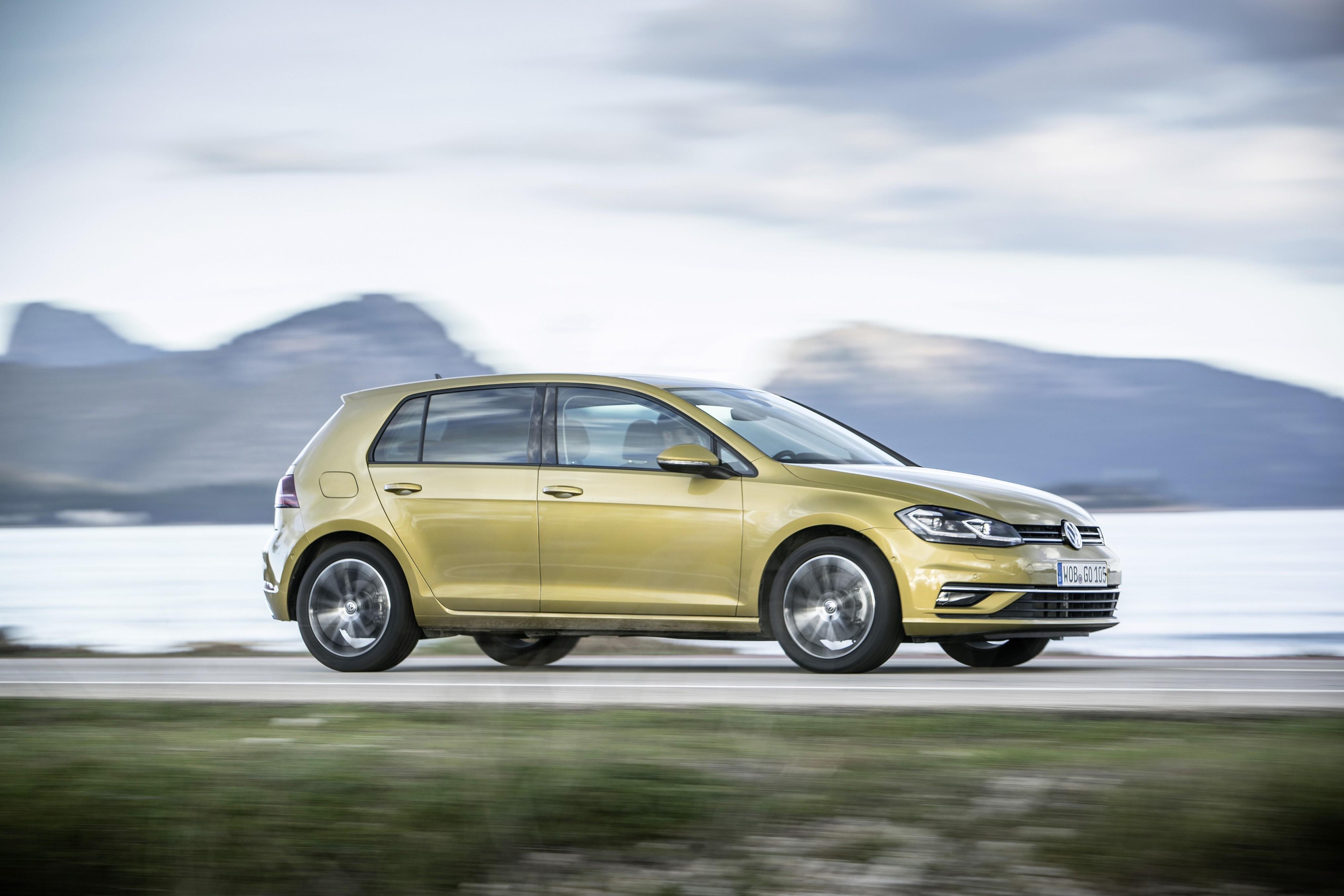 Golf Pictures: 2019 Volkswagen Golf 8 Teased At Supplier Summit In