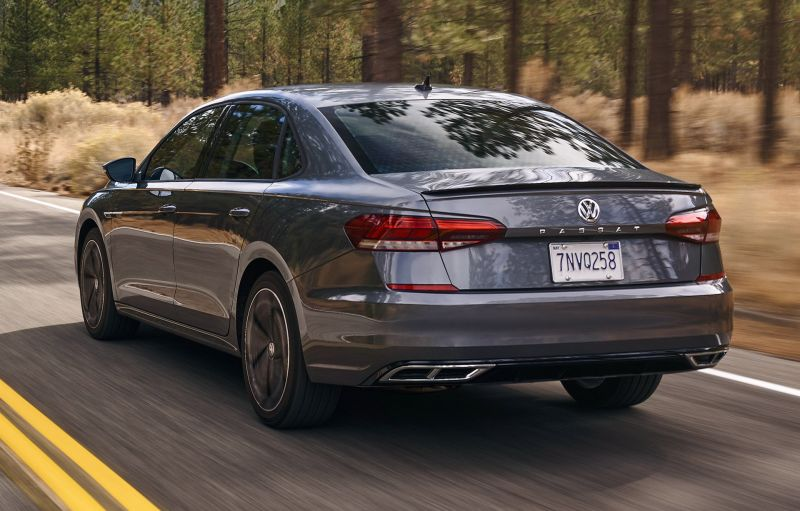 New US-market Volkswagen Passat heads to Detroit show