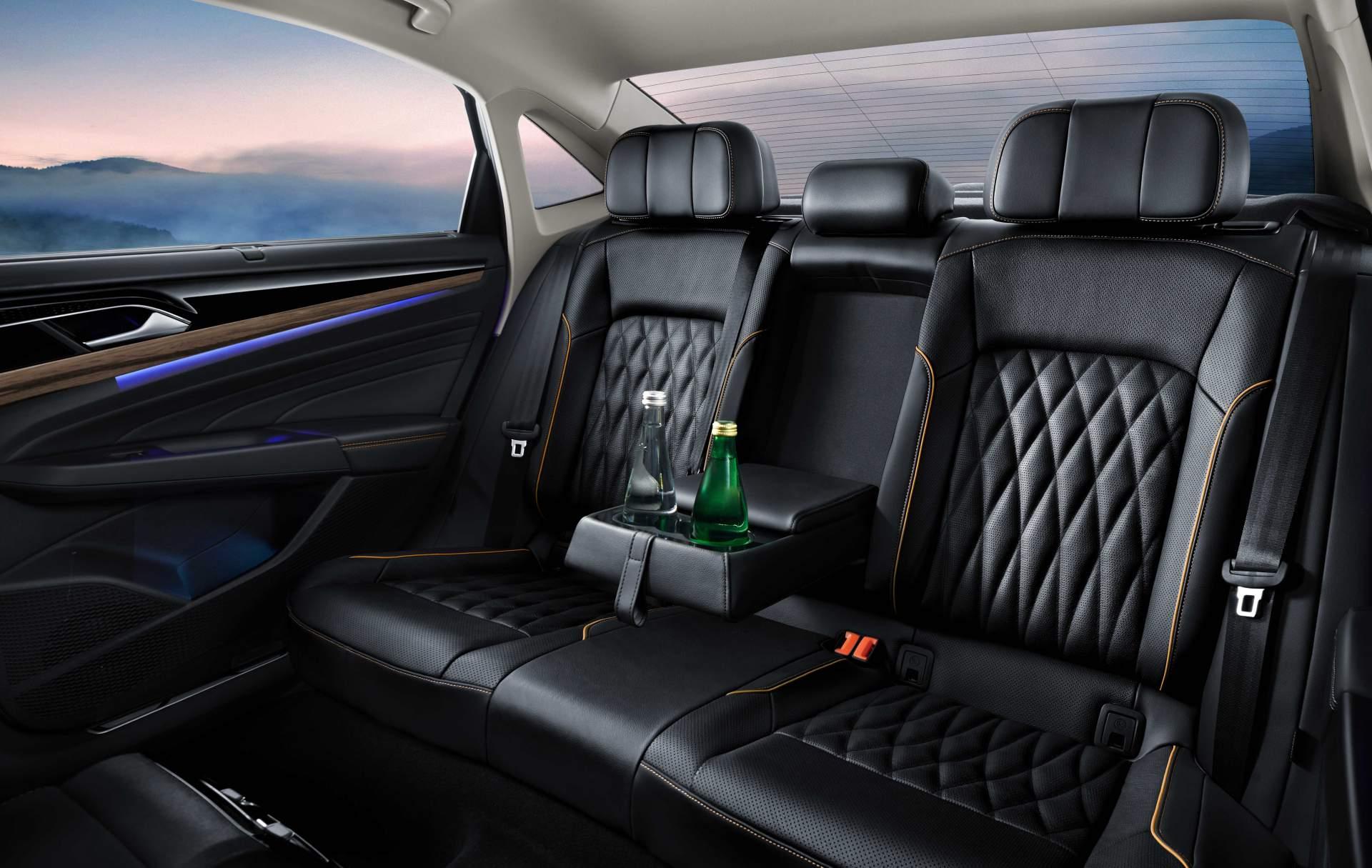 2019 Volkswagen Passat Revealed In China Previews U S Model