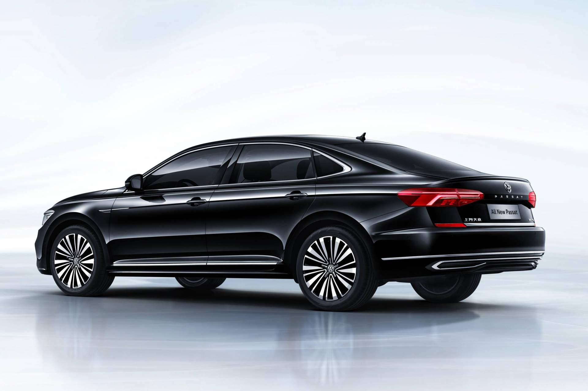 2019 volkswagen passat revealed in china, previews u.s. model
