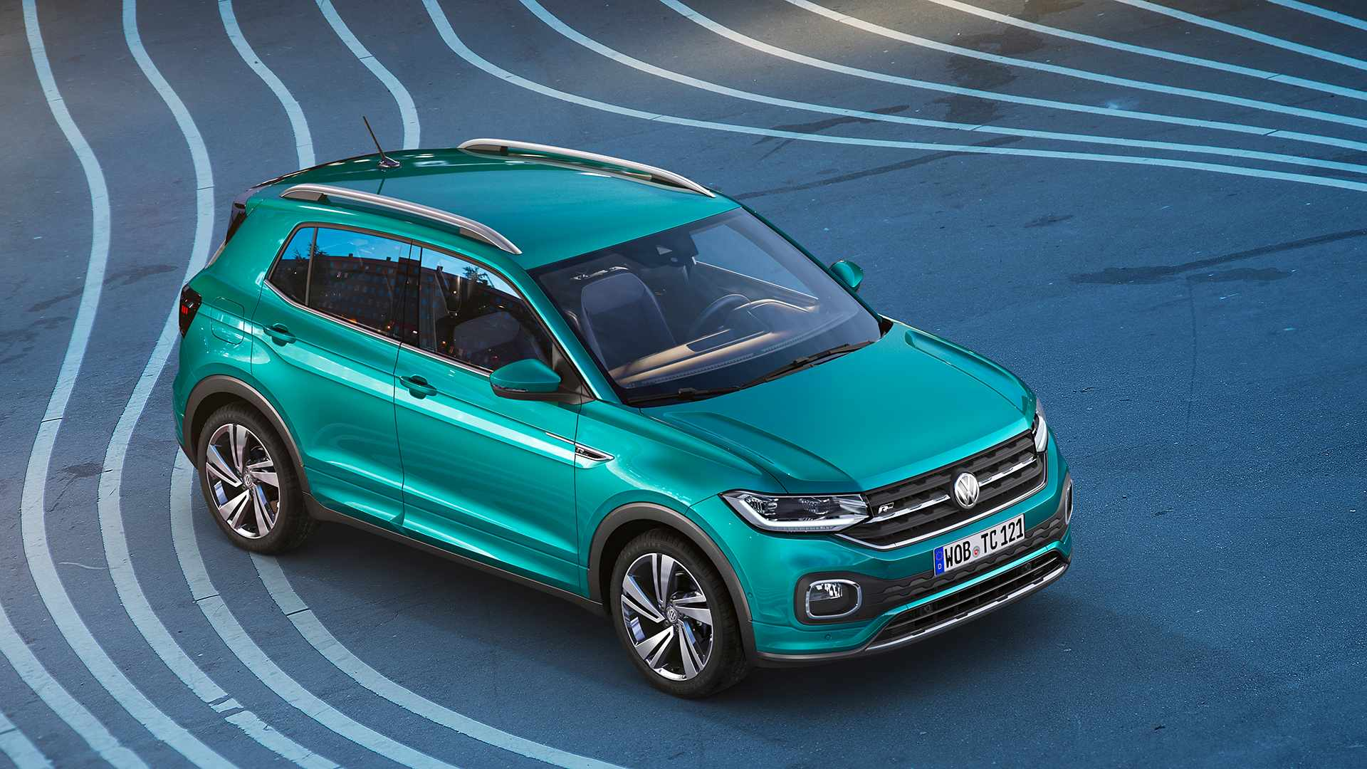 2019 Volkswagen T Cross Finally Goes Official Autoevolution