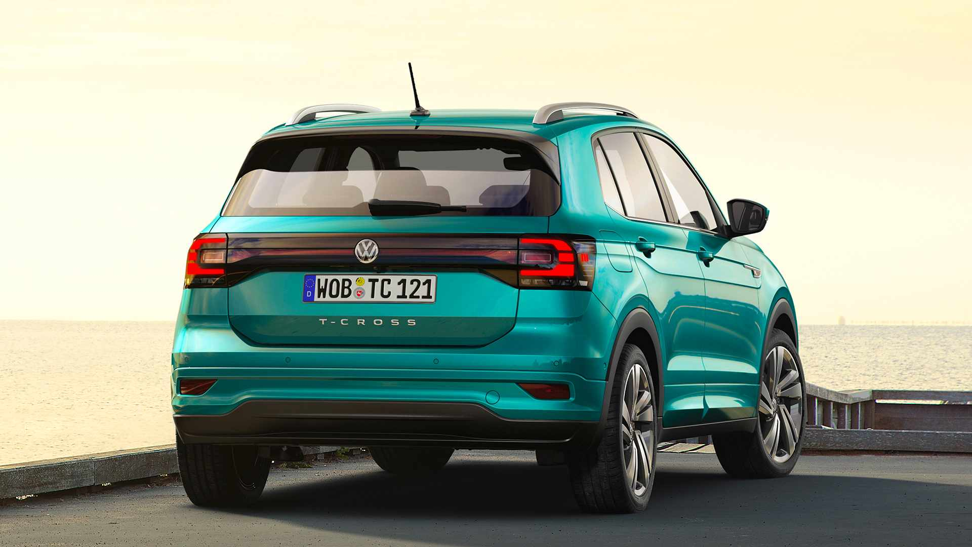 2019 Volkswagen T-Cross Finally Goes Official - autoevolution
