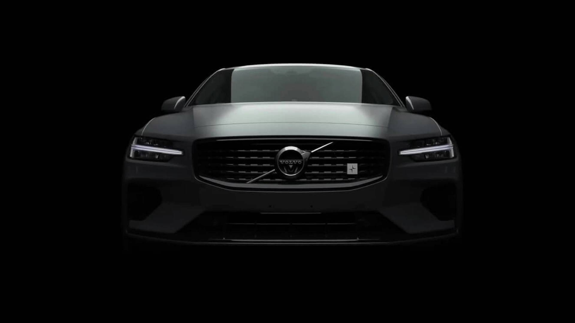 "2019 Volvo S60 Teased Once More, It's ""Refined and Beautifully Balanced"" - autoevolution"