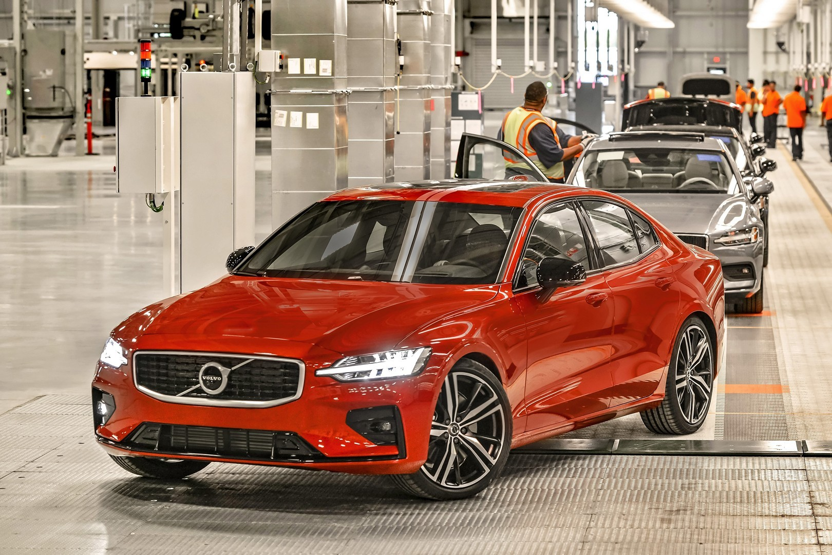 2019 Volvo S60 Sedan Rendering Should Be Accurate - autoevolution