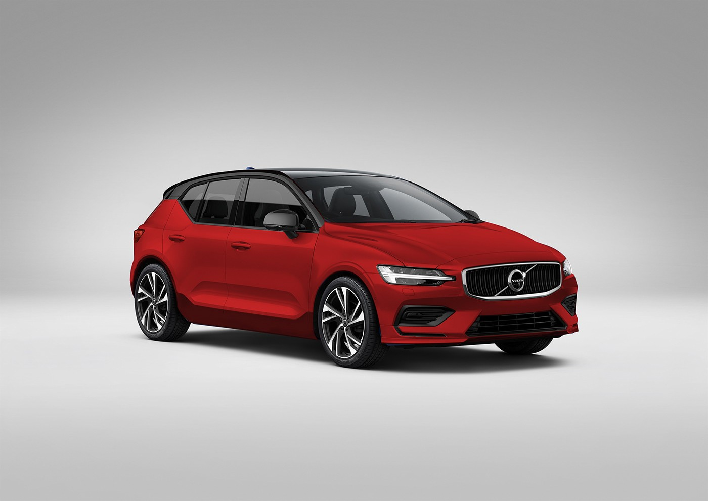 2019 volvo v40 says cheese in new renderings autoevolution. Black Bedroom Furniture Sets. Home Design Ideas